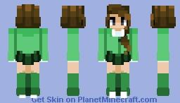 Heather Duke | Request Minecraft