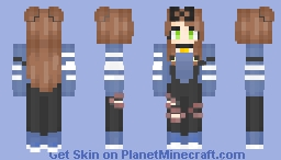 Look A Person- Contest Entry Minecraft Skin