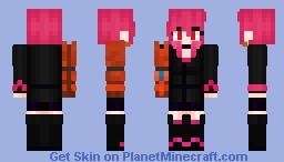Nova Minecraft Skin