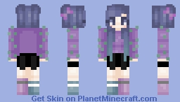 เภtєгtฬเภє๔ ∞ homesick Minecraft Skin