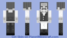 The Real Star of the Show Minecraft Skin