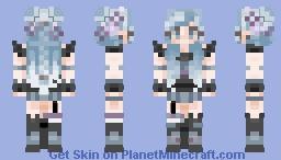 мσσи¢нιℓ∂ ♡ Minecraft Skin
