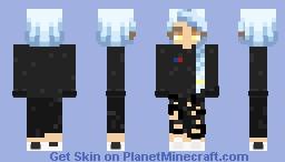 Ice Ice Baby ~Alexis Minecraft Skin