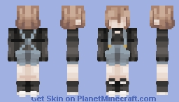 We Don't Need No Education Minecraft Skin