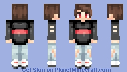 Exotic Human (Contest Entry) Minecraft Skin