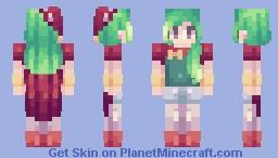 st with Sunstroke Minecraft Skin
