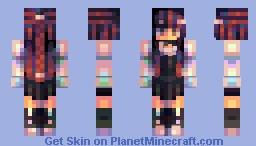 Happy Birthday Suiweet ! Minecraft Skin