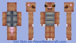 Pocket Rattor Minecraft Skin