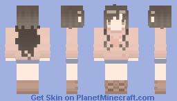 Girls | Crewneck Minecraft Skin