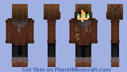Take Me Away | Gift ♥ Minecraft Skin