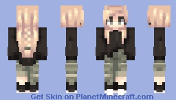 Double Minecraft Skin