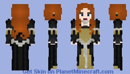 [LOTC] Request for hideousbeast - Maxine Basker Minecraft Skin