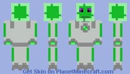 Osiris from the Sims Freeplay! Minecraft Skin