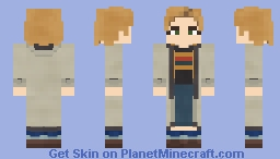 13th Doctor [Reveal] Minecraft Skin