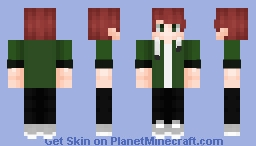 Pudding. Minecraft Skin