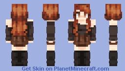 Autumn Leaves [CE] Minecraft Skin