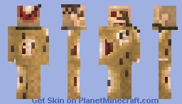A feast for ants Minecraft Skin