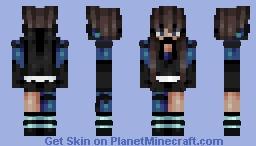 Another chance. (¸.·'* Minecraft Skin