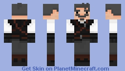 Bill the Brave Minecraft Skin