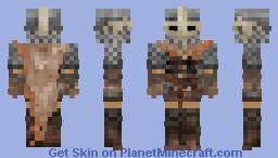Bowan the Sea-Raider Minecraft Skin