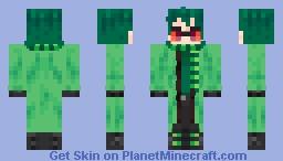 dfox Minecraft Skin