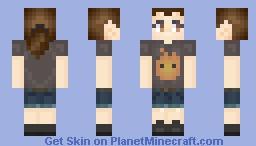 Random Player Minecraft Skin