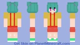 Nikki (Camp Camp) Minecraft Skin