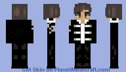 Kai - EXO Minecraft Skin