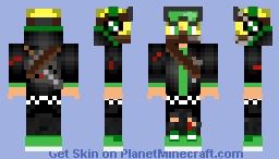ForestCommando Minecraft Skin