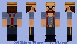 Forty-Niner Minecraft Skin