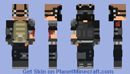 Sorry, I didn't use my shading template for this. Minecraft Skin