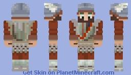 Medieval Mercenary Minecraft