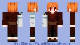 [Kari] Replacement Arm || Gift for BenEnder Minecraft Skin
