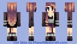 Canvas Minecraft Skin