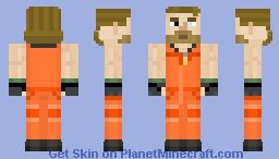 Jack (Prison) (Minecraft Story Mode) Minecraft Skin