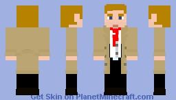 John Constantine (Arrow-verse) Minecraft Skin