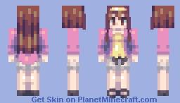 朝焼けのクレッシェンド ☀️ Minecraft Skin