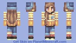 Fashions Fade Minecraft Skin
