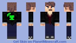MatPat Minecraft Skin
