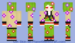 Mega Evolution Tyranitar Minecraft Skin