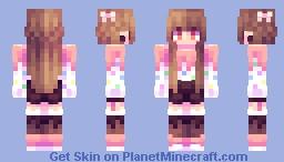 Cake [OC raffle] Minecraft Skin