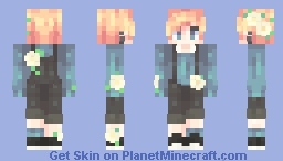 Never Really Alone (Female in Desc) Minecraft Skin