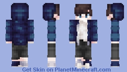 Slowly Learning that Life is okay - requested Minecraft Skin