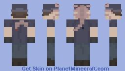 FaceHugged Minecraft Skin