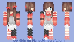 "♥ ℒε!𝓪 ♥ ~ ""Think that Cupid's up to something"" ~ Contest Entry {Popreel} Minecraft Skin"