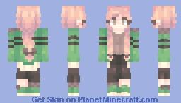 Just An Echo Minecraft Skin