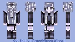 ιяι∂єѕ¢єит ☾ Minecraft Skin