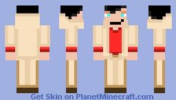 Joe Yabuki (For Everyone) Minecraft Skin