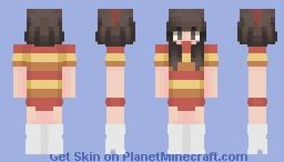 1960's Girl Minecraft Skin