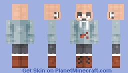 holy moly my 100rd submission is the one where i actually tryhard? Minecraft Skin